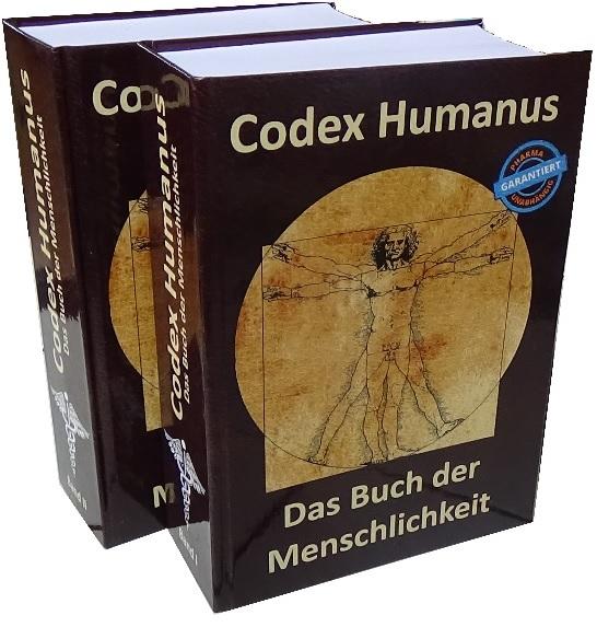 Codex Humanus - Buch der Menschlichkeit